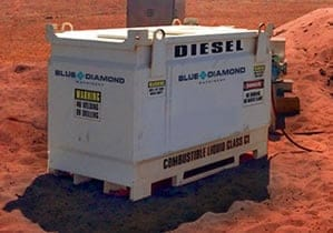 Range of Diesel Fuel Tanks- Portable Fuel Tanks